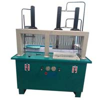 Pakku mattai plate making machine