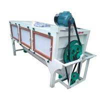 Rice bran centrifugal separator
