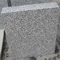 Rough granite block