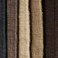 Natural fiber fabric