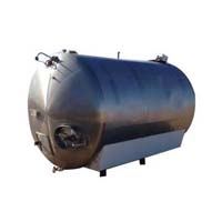 Fabricated tank