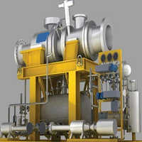 Oilseed extraction plant