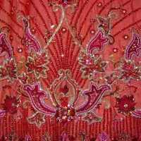 Zardosi embroidery