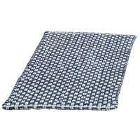 Cotton chenille rugs