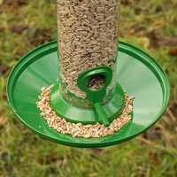Bird feeder accessories