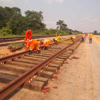Railway track maintenance