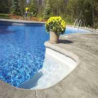 Inground swimming pools