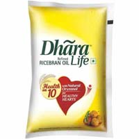 Dhara refined oil