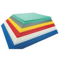 Pp hollow sheet