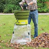Leaf shredder