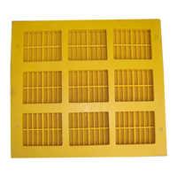 Polyurethane vibrating screen