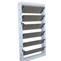 Aluminium ventilator