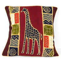 Batik Cushion Cover
