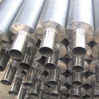 Aluminium finned tubes