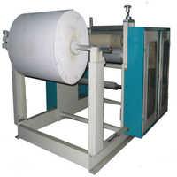 Toilet roll making machines