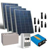 Solar inverter kit
