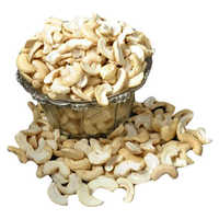 Split cashew nut