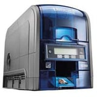 Datacard card printer