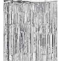 Metallic fringes