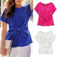 Short blouses