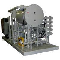 Transformer oil dehydrator