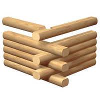 Timber Round Log