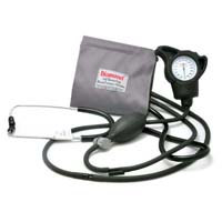 Diamond blood pressure monitor