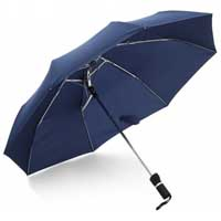 Three fold umbrella