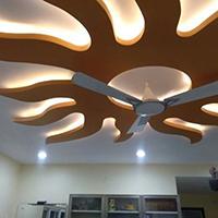 Gypsum ceiling services