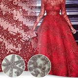 Gown fabric