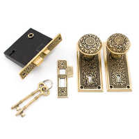 Brass Mortise Lock