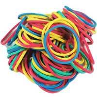 Elastic rubber band