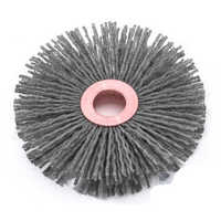 Abrasive brushes