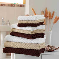 Luxury towels