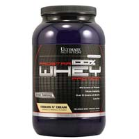 Ultimate nutrition whey protein