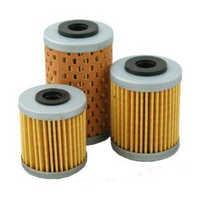 Oil filter assembly