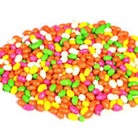 Sugar coated confectionery