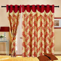 Arched Window Curtain