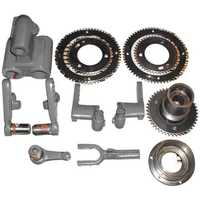 Pulverizer Spare Parts