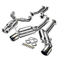 Automotive exhaust parts