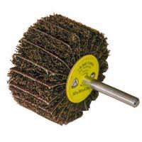 Abrasive mop