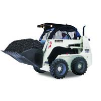Terex skid steer loader