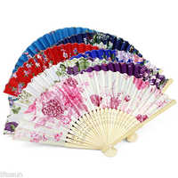 Bamboo fans