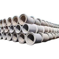 Rcc drainage pipes