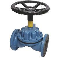 Saunders valves
