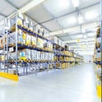 Airport Cargo Warehouse