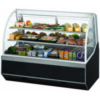 Refrigerator display case