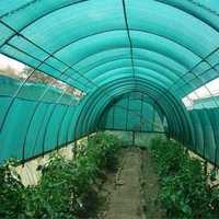 Outdoor shade net