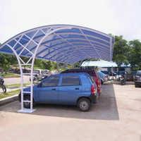 Car Parking Tent