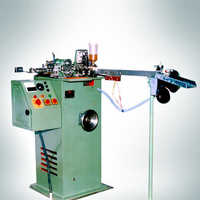 Automatic staple pin machine